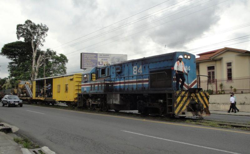 Zugverkehr in San Jose