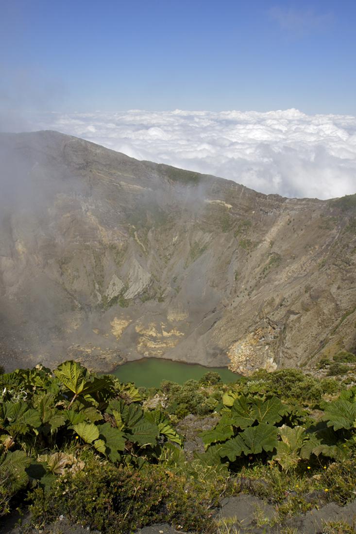 Vulkan Irazú