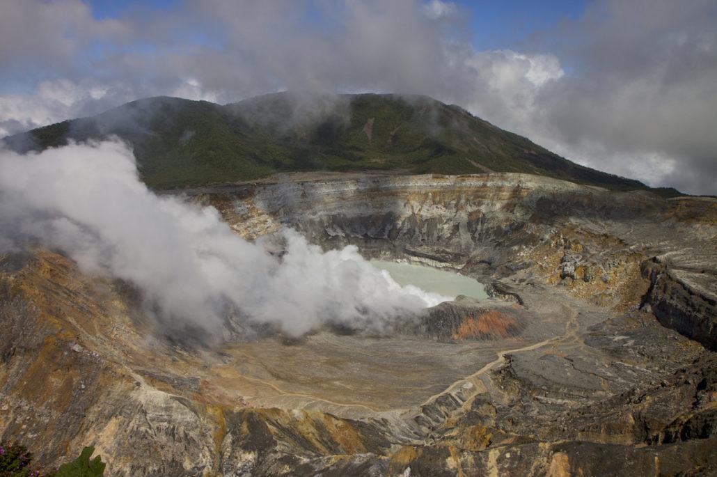 Inaktive Vulkane