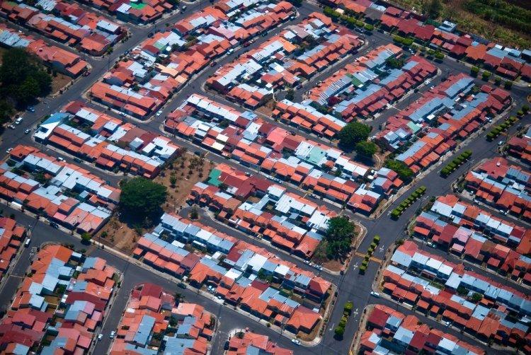 Siedlung in San Jose