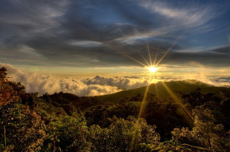 Uhrzeit Costa Rica