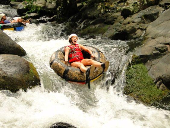 Wasser Fluss Costa Rica