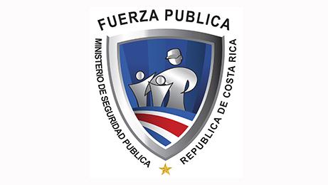 Logo Fuerza Publica