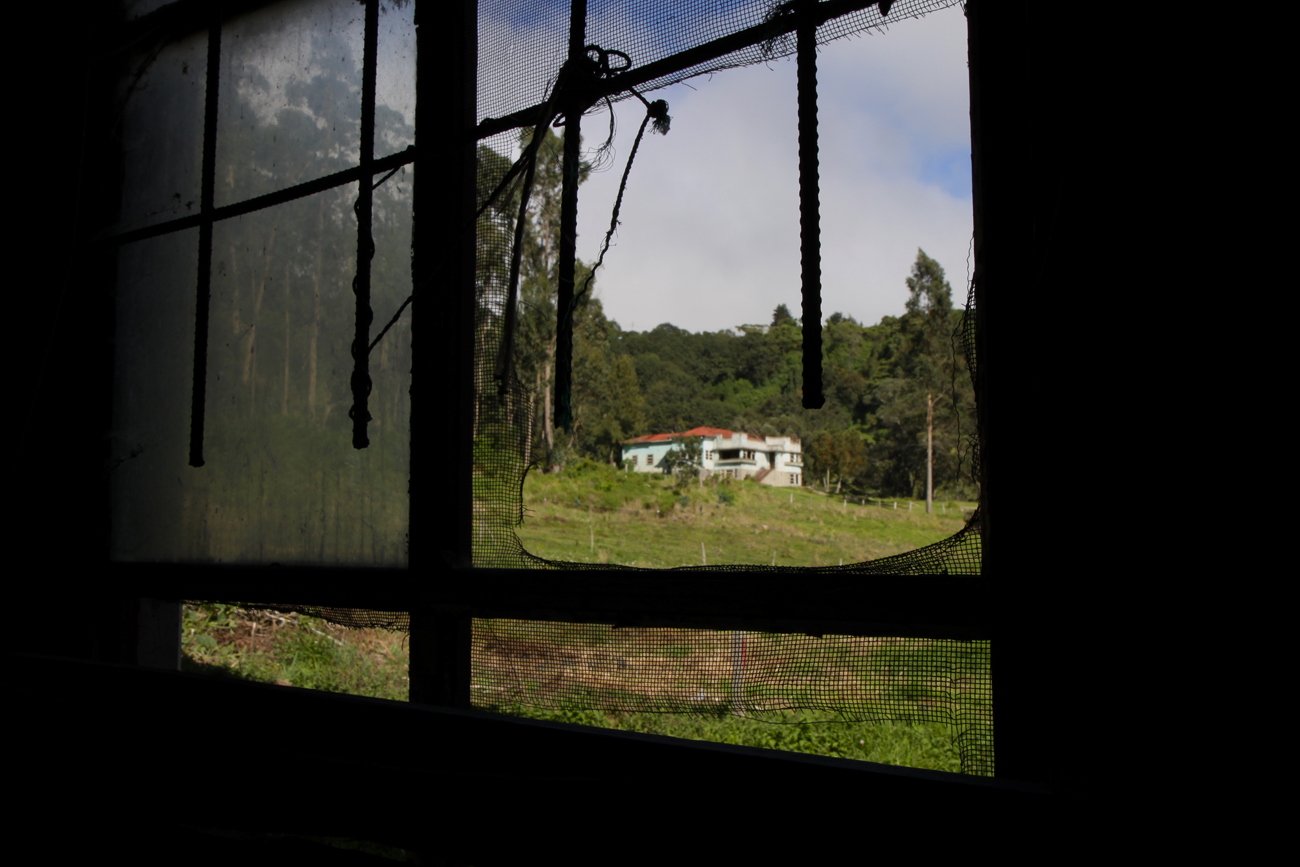 Sanatorio Durán am Irazu Vulkan