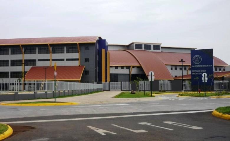 Krankenhaus in Costa Rica