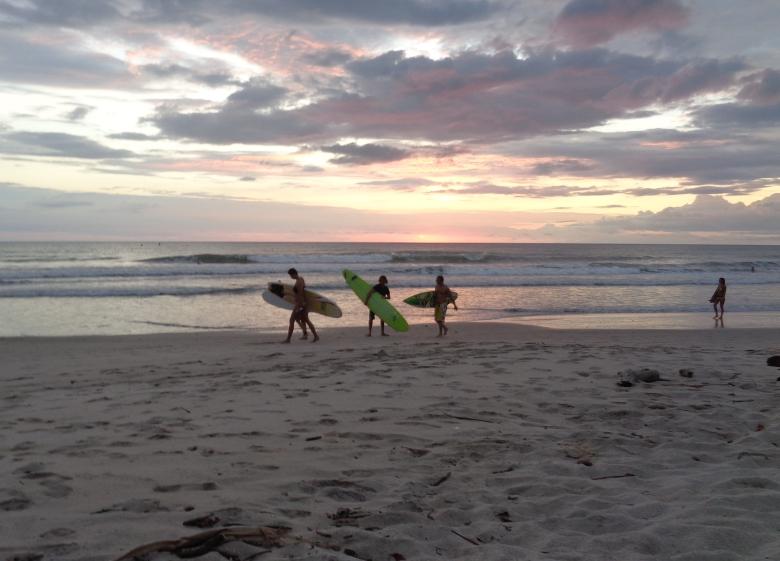 Santa Teresa Surfer