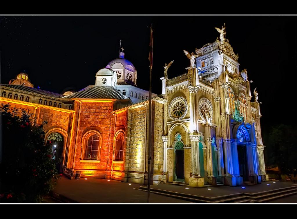 Basílica de Nuestra Señora de los Ángeles | Foto: Victor C.