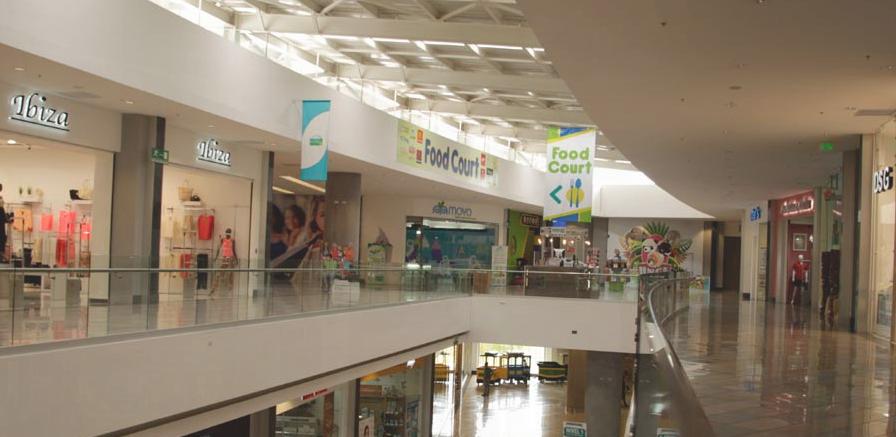 Einkaufszentrum Paseo Metropoli