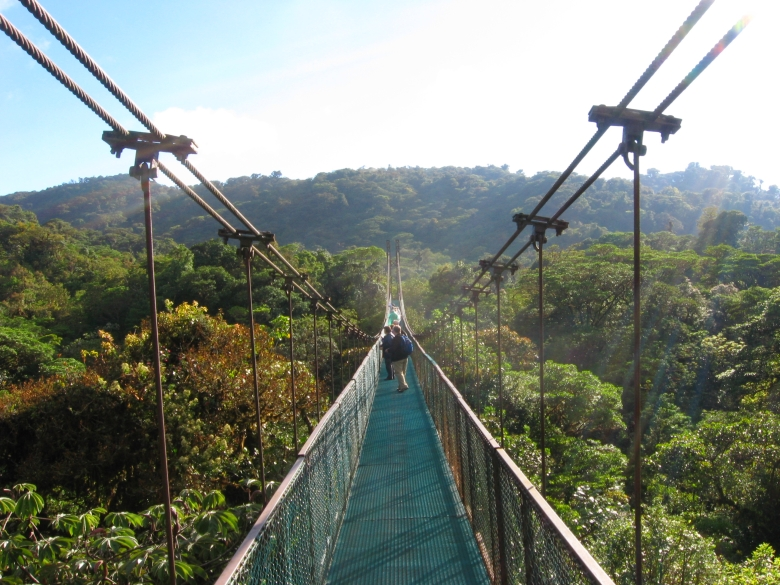 Reiseleiter in Costa Rica werden