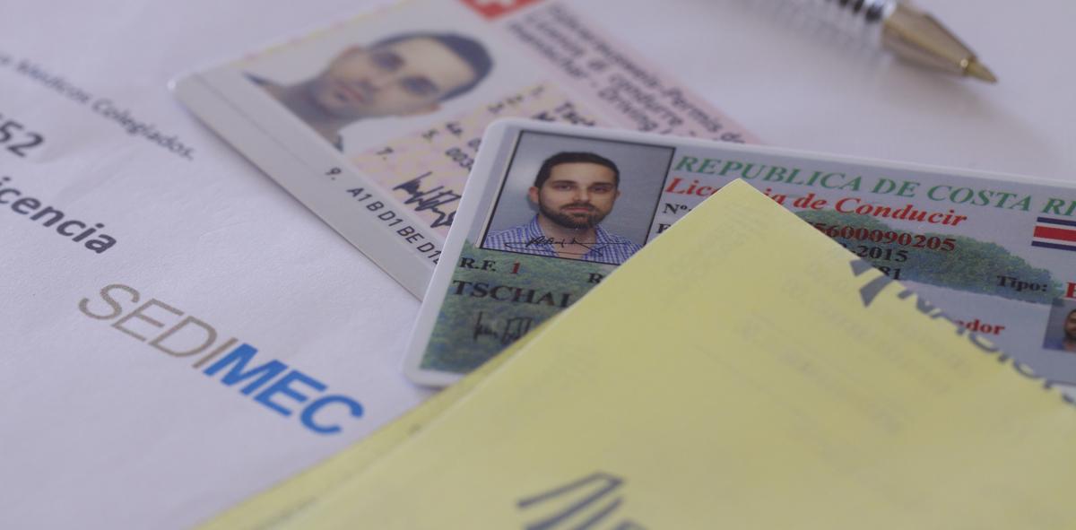 Führerschein umschreiben in Costa Rica