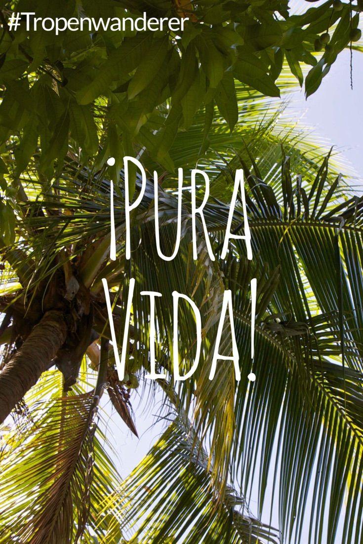 Pura vida erklärt