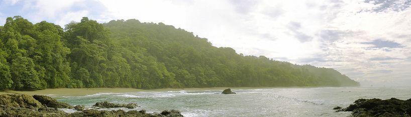 Küste im Nationalpark