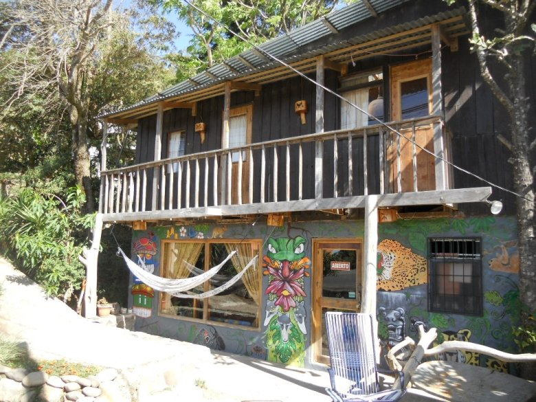 Hostel in Costa Rica