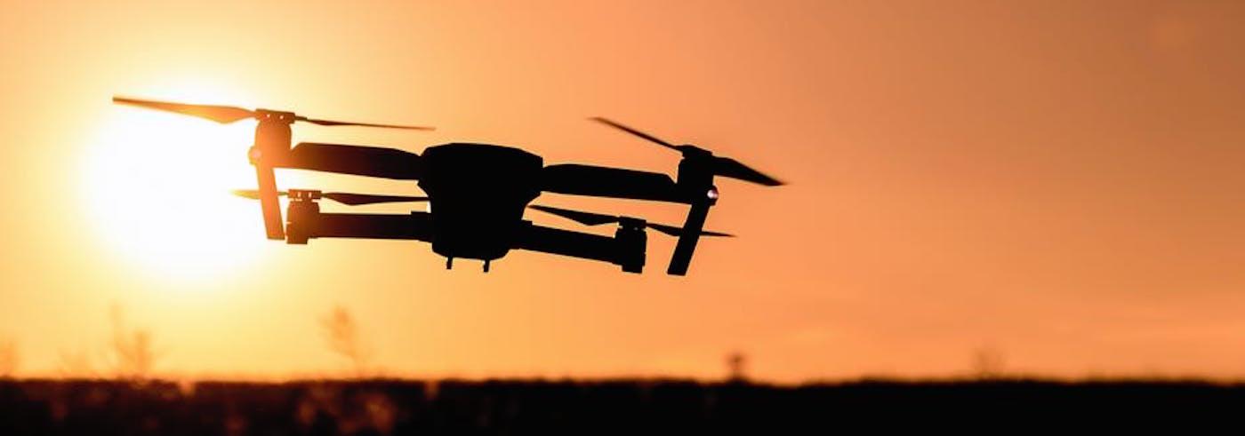 Geschäftsideen für Auswanderer: Fotograf mit Quadrocopter (Drohne) in Costa Rica