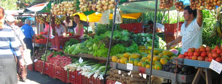 Einkaufen in Costa Rica