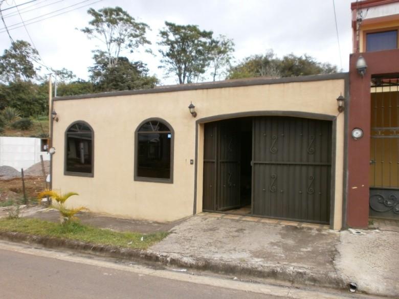 Typisch costa-ricanisches Haus