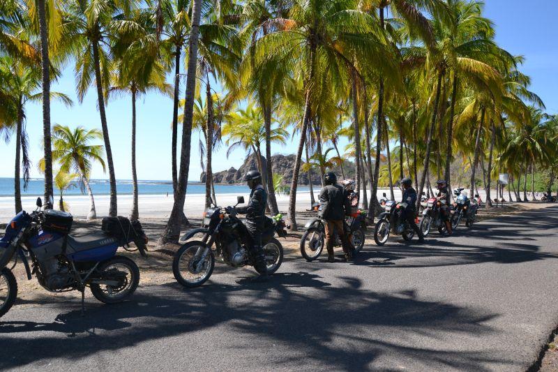 Costa Rica mit dem Motorrad erleben