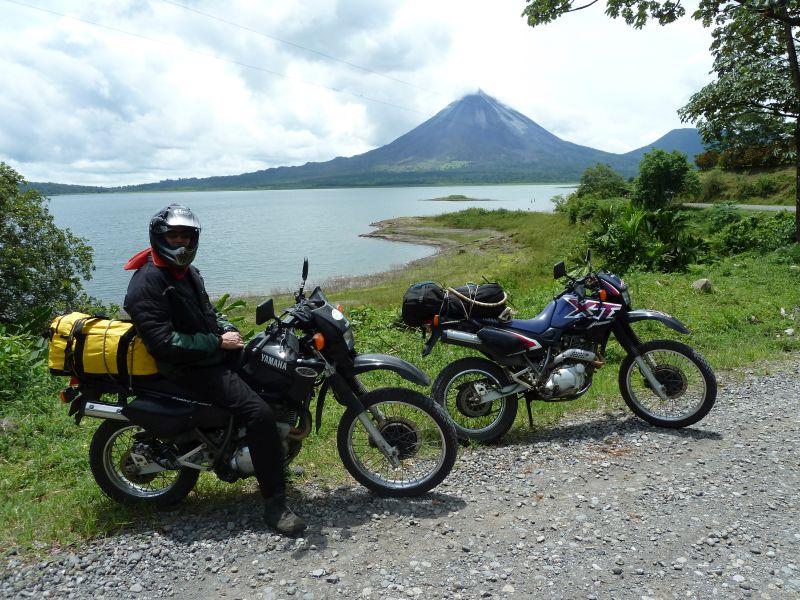 Motorradtour in Costa Rica