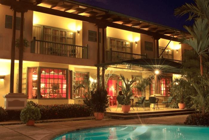 Aussenansicht Hotel | Foto: Hotel Casa Turire