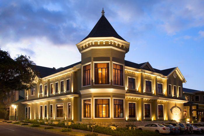 Hauptfassade | Foto: Hotel Grano de Oro