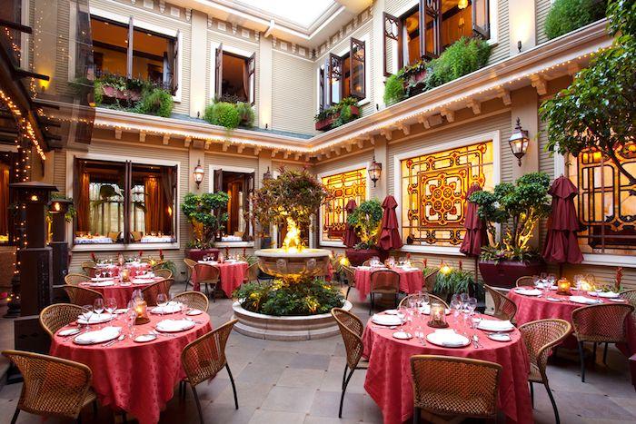 Restaurant Terrasse | Foto: Hotel Grano de Oro