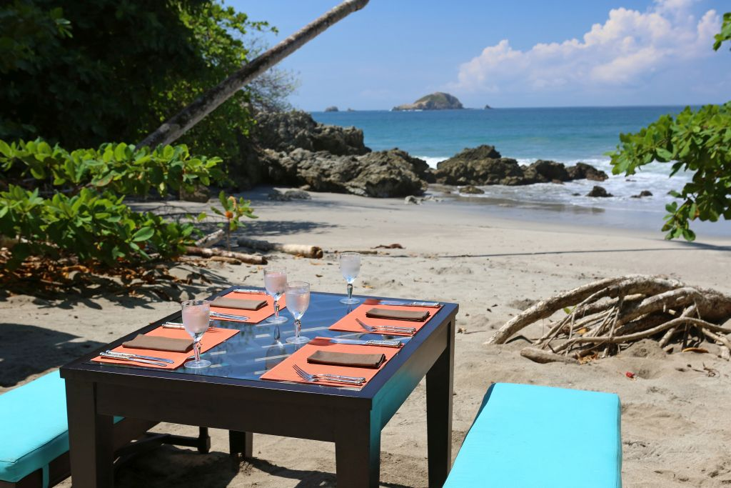Lunch am Pazifik | Foto: Hotel Arenas del Mar Beachfront & Rainforest Resort