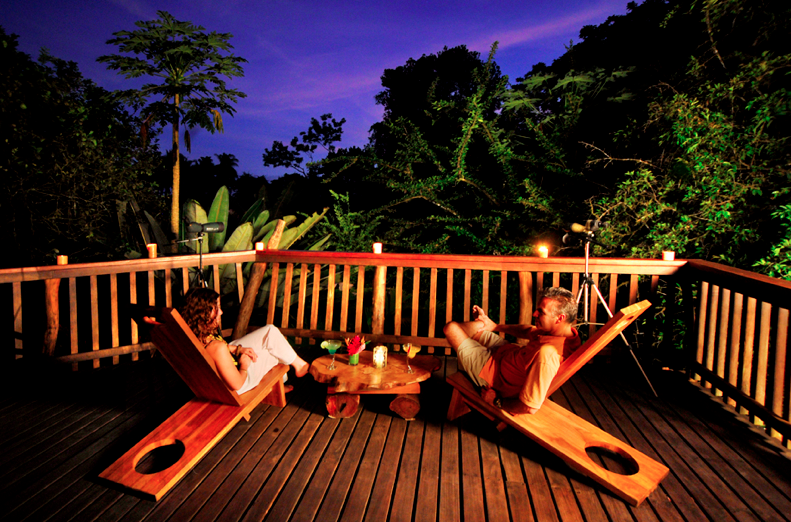 Aussenbereich | Foto: Playa Nicuesa Rainforest Lodge