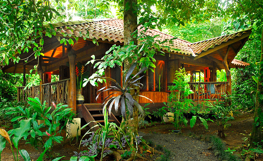 Lodge Unterkunft | Foto: Playa Nicuesa Rainforest Lodge