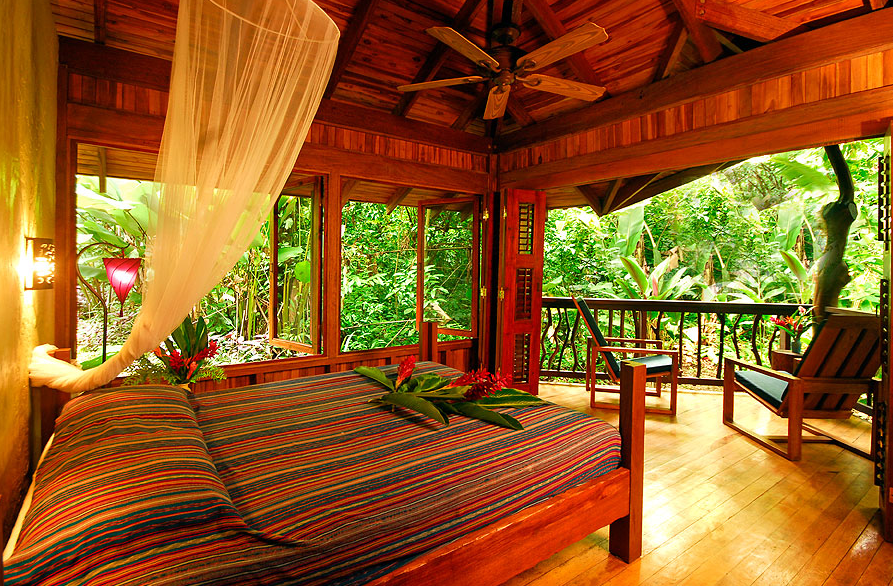 Unterkunft | Foto: Playa Nicuesa Rainforest Lodge