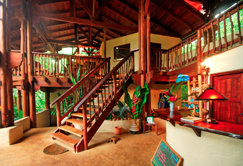 Hotelbereich | Foto: Playa Nicuesa Rainforest Lodge