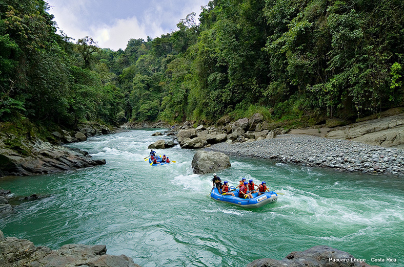 River Rafting auf dem Pacuare | Foto: Pacuare Lodge