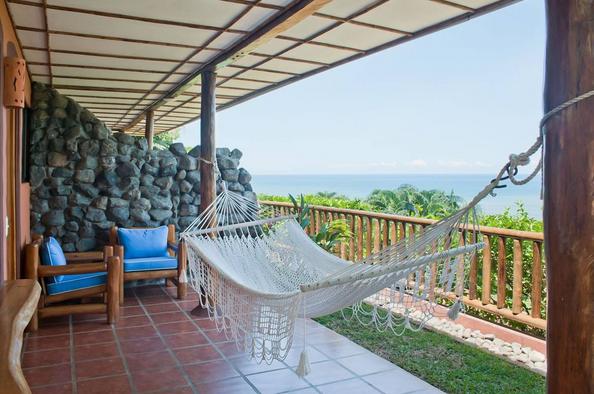 Zimmer mit Hängematte | Foto: Punta Islita
