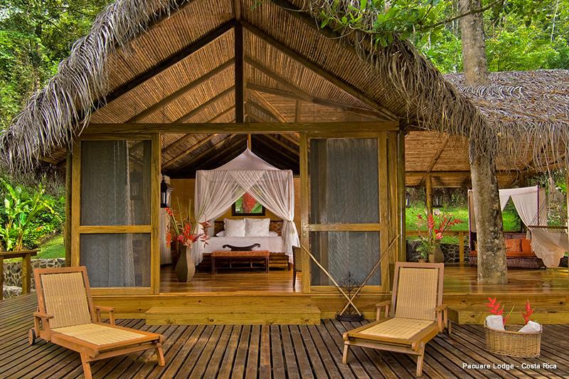 Unterkunft | Foto: Pacuare Lodge