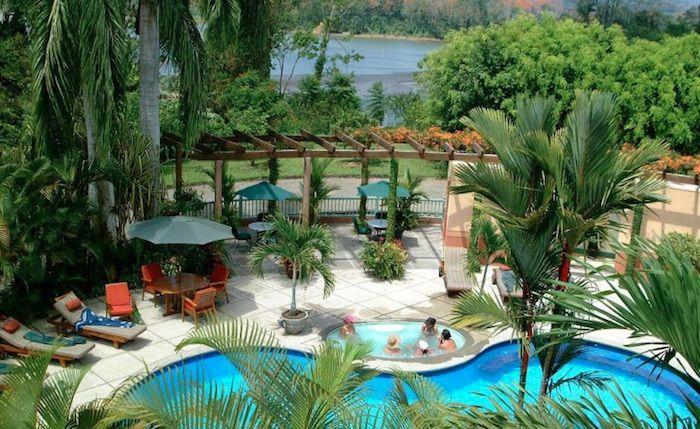 Pool Bereich | Foto: Hotel Casa Turire
