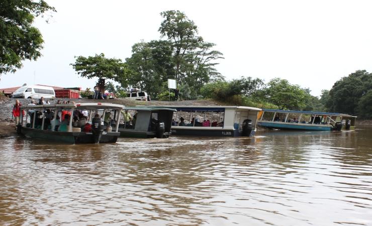 Boote Costa Rica
