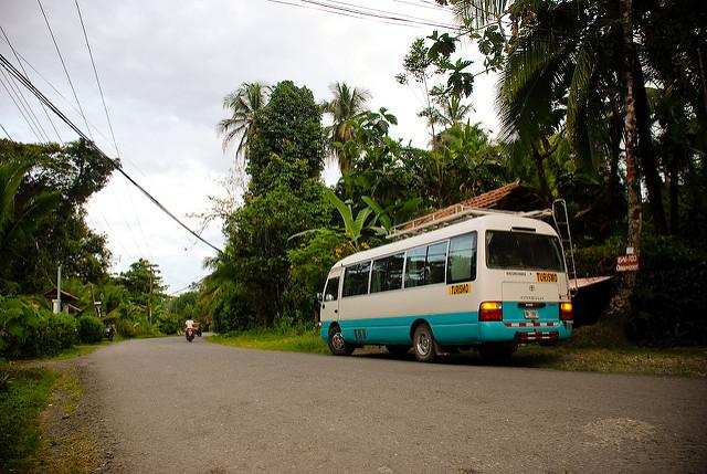 Typischer Tourbus | Foto: Everjean