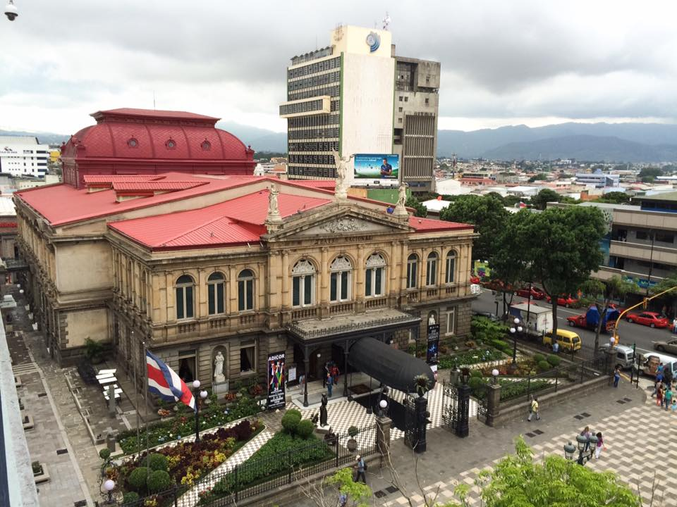 Teatro Nacional | Foto: Marc Tschallener