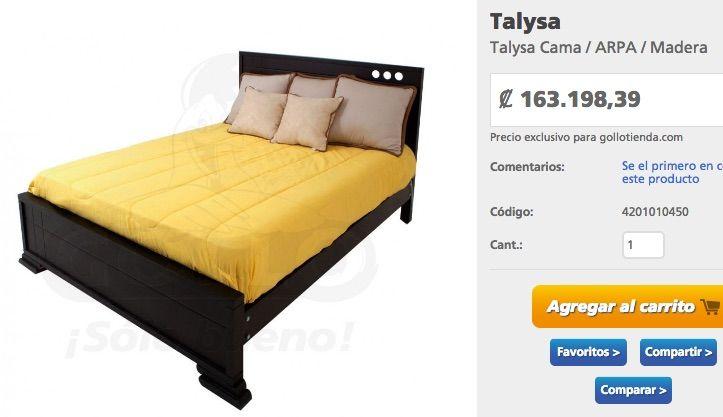 Bett kaufen in Costa Rica