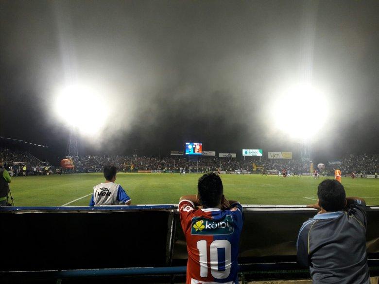 Fussball Costa Rica Stadion