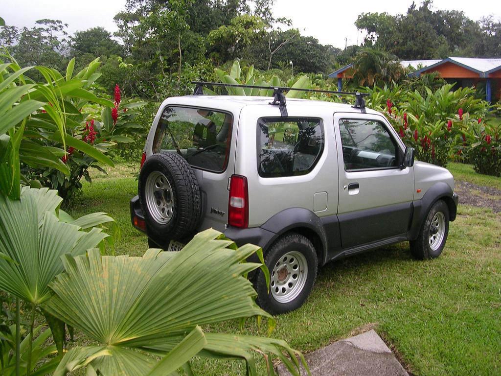Suzuki Jimny 4x4 | Foto: jprime84