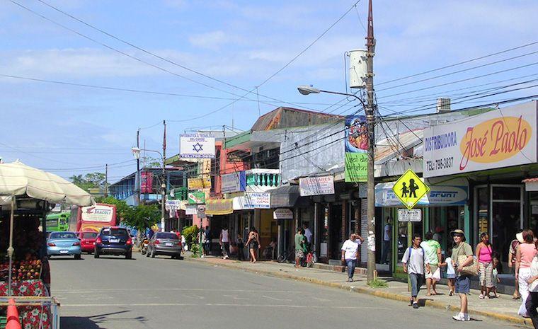 Limón Stadtzentrum, Costa Rica