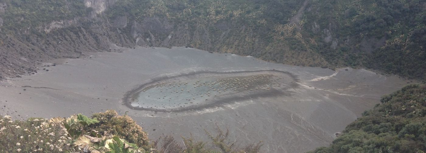 Vulkanausbrüche, Erdbeben in Costa Rica