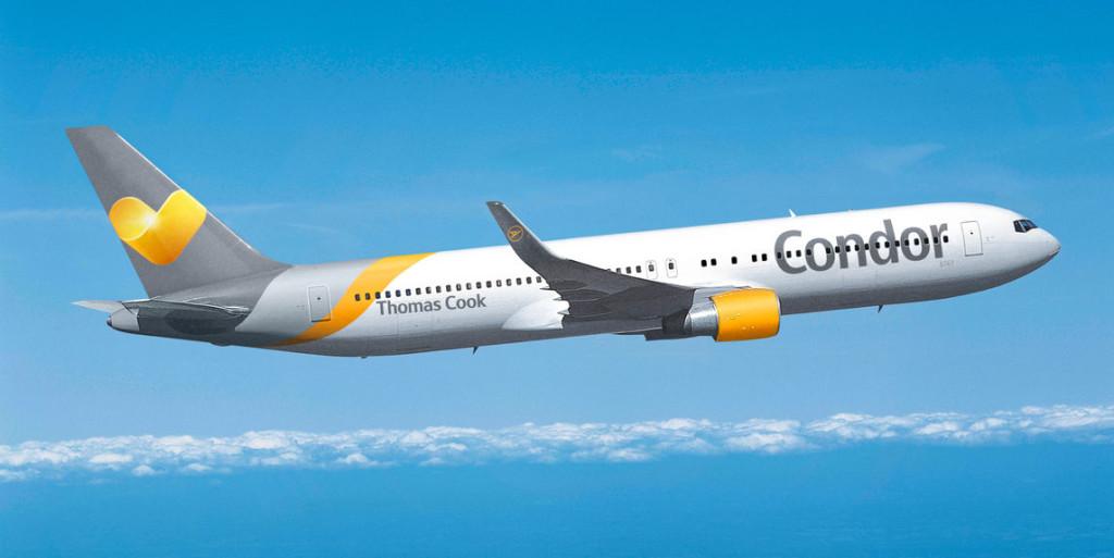 Condor Flugservice Direktflug Europa nach Costa Rica
