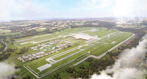 Flughafen Orotina Projekt in Costa Rica