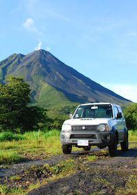 Geländewagen Rundreise Costa Rica