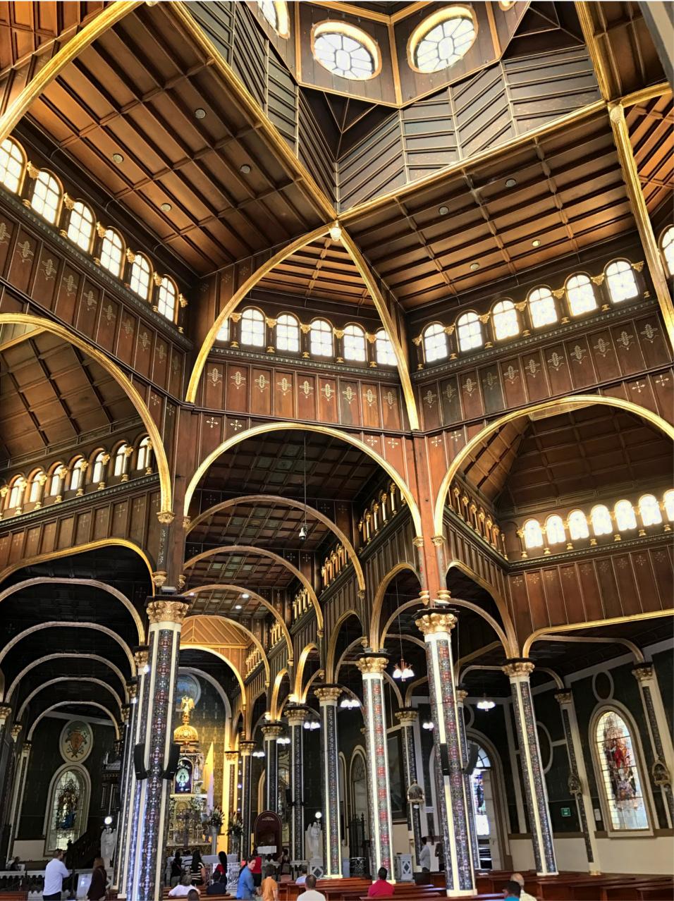 Basílica Nuestra Señora de Los Ángeles, Cartago, Costa Rica