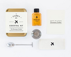Cocktail Kit für Reisen