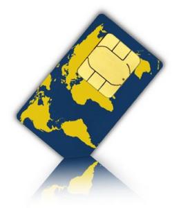 Internationale SIM Karte für Reisen in 175 Ländern