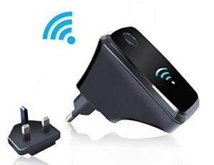 Internet-Signal-Verstärker für Reisen