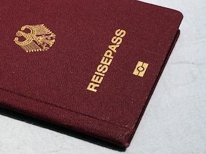 Reisepass oder Staatsbürgerschaft